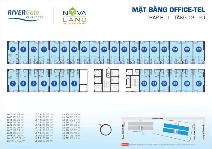 010-mat-bang-officetel-thap-b-tang-12-20-rivergate.jpg Căn office-tel RiverGate Residence tầng trung, 1PN, nội thất cơ bản