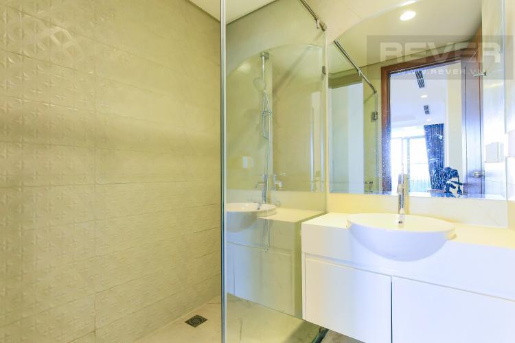 Phòng Tắm 2 Căn hộ Vinhomes Central Park tầng cao L3, 3 phòng ngủ, nội thất đầy đủ