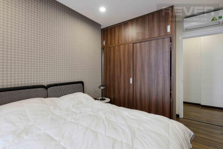 Phòng Ngủ 2 Bán penthouse Masteri Millennium 3PN, diện tích 222m2, đầy đủ nội thất, view sông và Bitexco