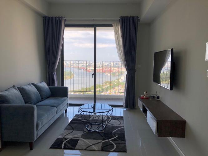 Cho thuê căn hộ Masteri An Phú tầng cao, diện tích 70.3m2 - 2 phòng ngủ, đầy đủ nội thất
