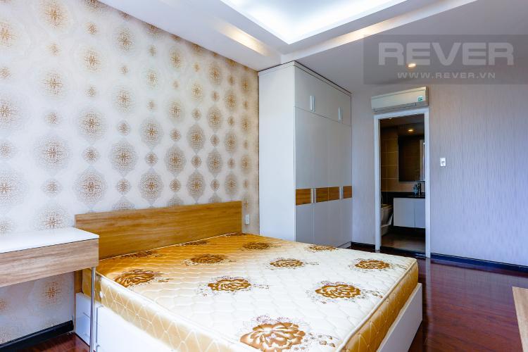 Phòng Ngủ 2 Căn hộ Sunrise City 2 phòng ngủ tầng trung W1 view hồ bơi