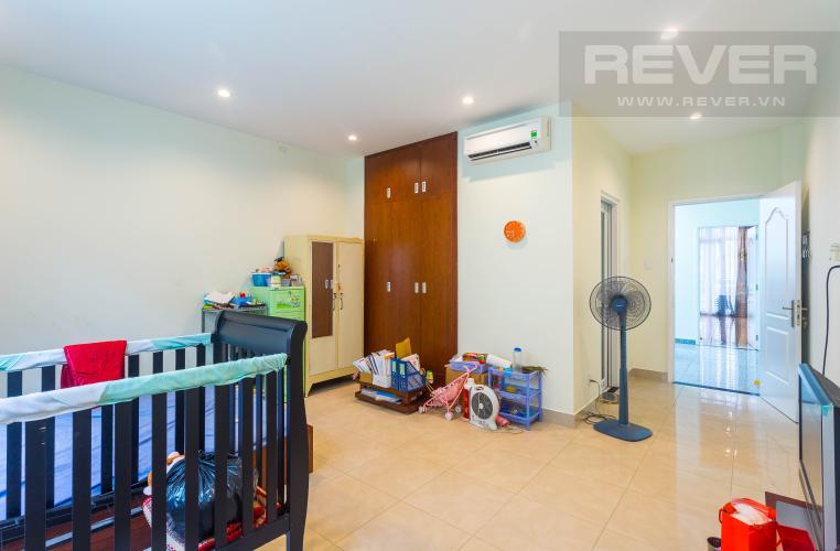 Phòng Ngủ 2 Cho thuê nhà phố An Phú, Quận 2 3PN đầy đủ nội thất