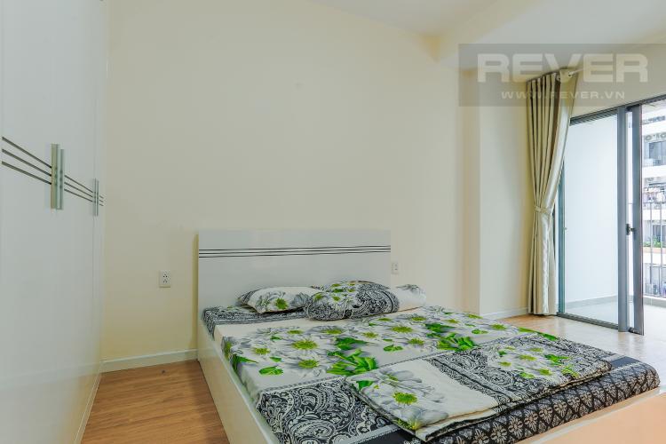Phòng Ngủ 1 Căn hộ M-One Nam Sài Gòn tầng cao, tháp T2, 2 phòng ngủ, view sông