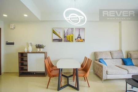 Cho thuê căn hộ Sunrise Riverside 3PN, tầng 15, đầy đủ nội thất, ban công hướng Đông