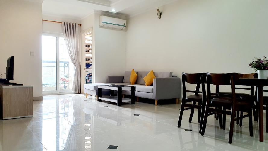 Căn hộ chung cư Phúc Yên, Tân Bình Căn hộ chung cư Phúc Yên tầng 07, ban công hướng Nam - đầy đủ nội thất