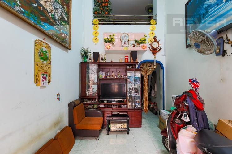 Tầng 1 Nhà phố 2 phòng ngủ phường 6, Quận 4