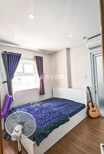 Phòng ngủ căn hộ Khang Gia Chánh Hưng, Quận 8 Căn hộ chung cư Khang Gia Chánh Hưng tầng 14 view thành phố tuyệt đẹp.