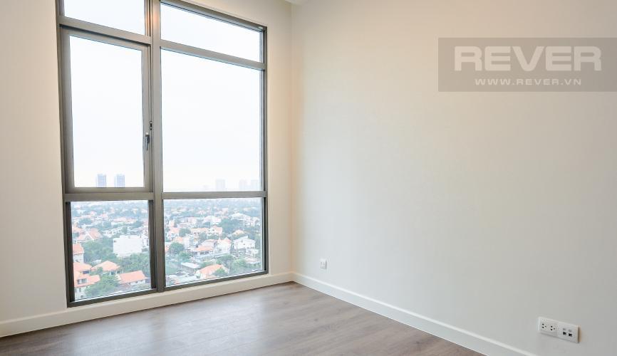 Phòng Ngủ 2 Bán căn hộ The Nassim Thảo Điền tầng cao, 2PN, view sông
