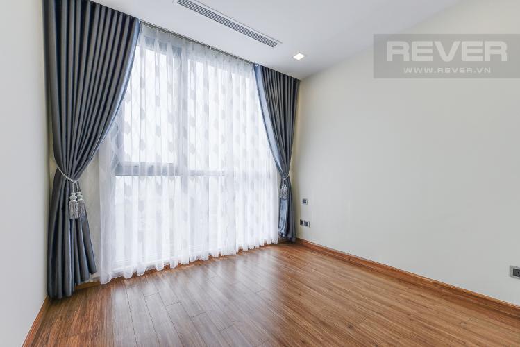 Phòng ngủ 1 Căn hộ Vinhomes Central Park 2 phòng ngủ tầng cao Park 7