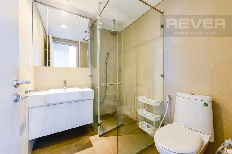 Phòng tắm Căn hộ City Garden tầng trung, 1PN đầy đủ nội thất, có thể dọn vào ở ngay