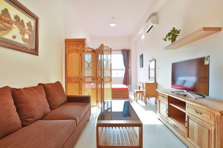Căn hộ Lexington Residence 1 phòng ngủ tầng cao LC nội thất đầy đủ