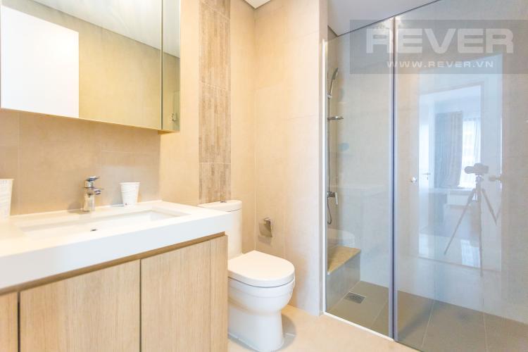 Phòng Tắm 1 Cho thuê căn hộ Estella Heights tầng cao, 2PN đầy đủ nội thất, đa tiện ích