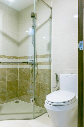 Phòng Tắm Bán căn hộ Saigon Royal 1PN, tháp A, không có nội thất, view hồ bơi