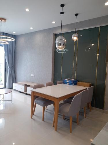 Bàn ăn Cho thuê căn hộ The Sun Avenue 3PN, đầy đủ nội thất, diện tích 86.6m2
