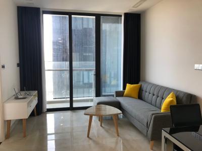 Cho thuê căn hộ officetel Vinhomes Golden River 2PN, diện tích 68m2, đầy đủ nội thất, view sông thông thoáng