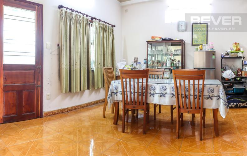 Phòng Khách Bán nhà phố 2 tầng đường Kinh Dương Vương, Quận 6, diện tích đất 190m2, đầy đủ nội thất, cách Vòng xoay Phú Lâm 500m