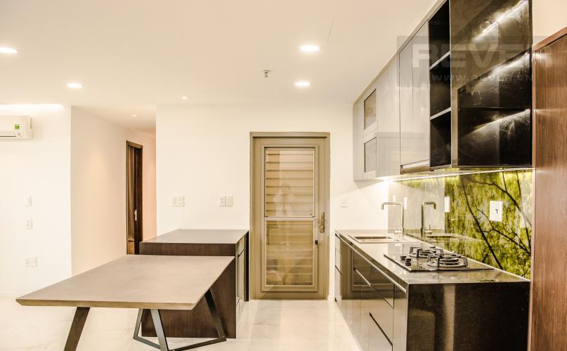 Phòng Bếp Bán căn hộ Happy Residence 3PN, tầng thấp, block A, đầy đủ nội thất, view mặt phố