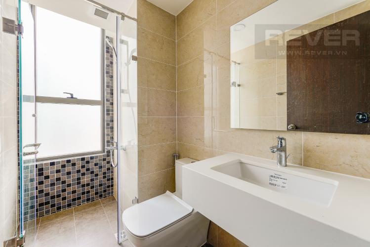 Phòng tắm 2 Căn hộ The Tresor tầng trung, tháp TS1, 2 phòng ngủ, full nội thất