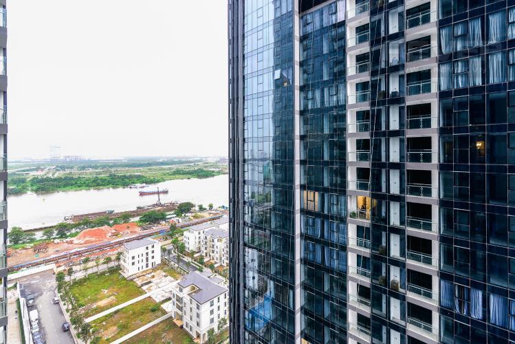 View Bán căn hộ Vinhomes Golden River tầng cao, 2PN, đầy đủ nội thất