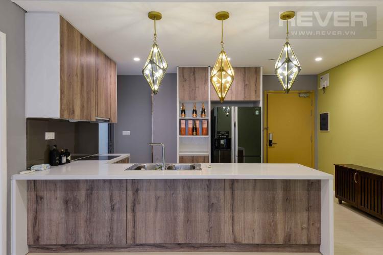 Bếp Bán căn hộ Diamond Island - Đảo Kim Cương 3PN, đầy đủ nội thất, thiết kế ấn tượng, view trực diện hồ bơi