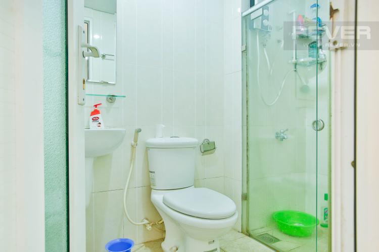 Toilet 1 Căn hộ Thủ Thiêm Star 2 phòng ngủ tầng cao đầy đủ nội thất