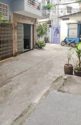 Mặt Tiền 1 Bán nhà phố đường Hàn Hải Nguyên 47.9m2, 4 tầng 6PN 4WC, nội thất cơ bản