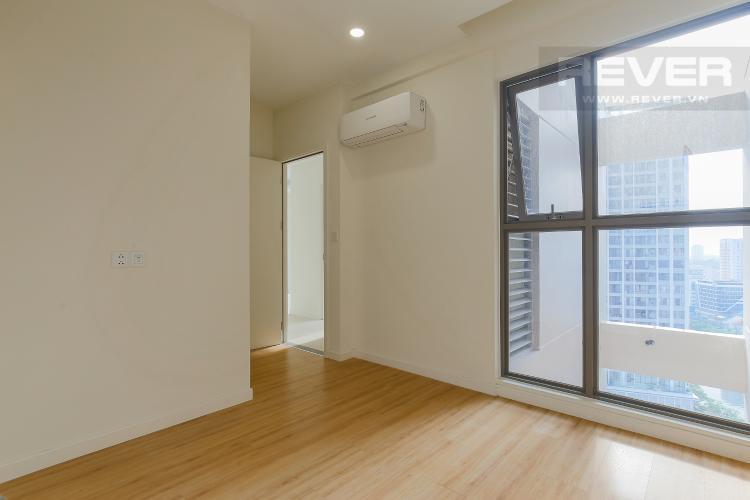 Phòng Ngủ 1 Căn hộ Masteri Millennium tầng cao view sông, 2PN, nội thất cơ bản