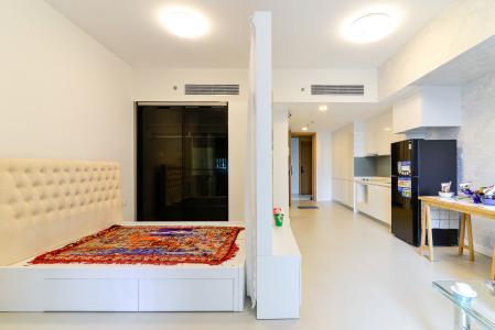 Bán hoặc cho thuê căn hộ Gateway Thảo Điền 1PN, diện tích 49m2, đầy đủ nội thất, view sân chơi