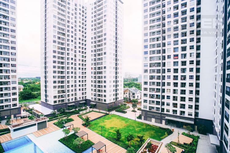 View Cho thuê căn hộ Sunrise Riverside 2PN, hướng Nam, đầy đủ nội thất, view hồ bơi