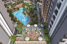 Tiến độ dự án căn hộ Safira Khang Điền tháng 12/2018