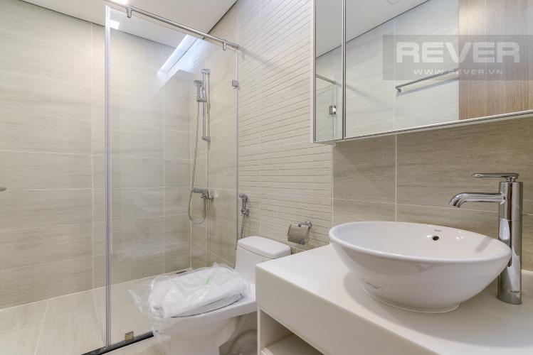 Phòng Tắm 1 Căn hộ Vinhomes Central Park 2 phòng ngủ nằm ở tầng thấp P7 view hồ bơi