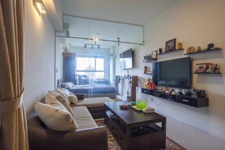 Căn hộ Lexington Residence 1 phòng ngủ tầng trung LD đầy đủ tiện nghi