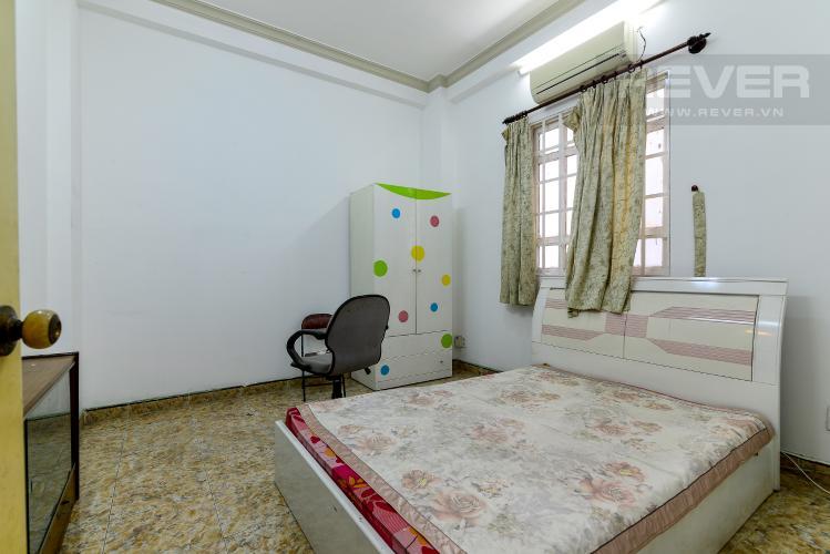 Phòng Ngủ Tầng 3 Cho thuê nhà phố hẻm Nguyễn Thiện Thuật, 2 tầng, 5 phòng ngủ, cách Ngã 6 Lý Thái Tổ 700m