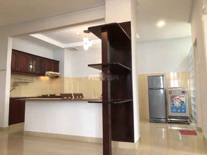 Phòng bếp chung cư An Khánh, Quận 2 Căn hộ chung cư An Khánh hướng Đông, đầy đủ nội thất.