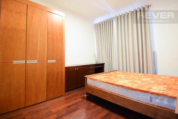 Phòng Ngủ 2 Căn hộ The Manor 3 phòng ngủ, tháp The Manor 1, view sông