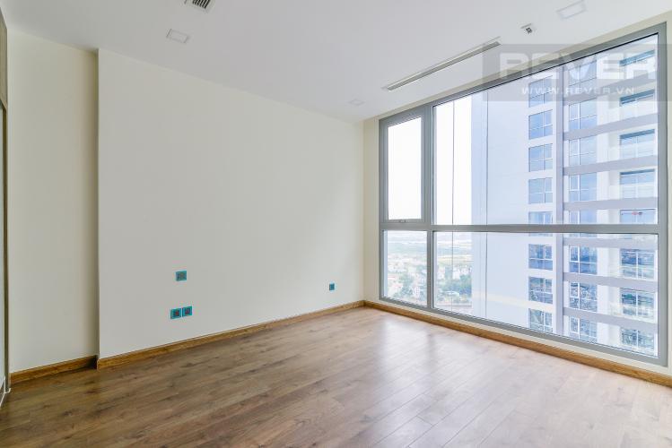 Phòng Ngủ 1 Căn hộ Vinhomes Central Park 4 phòng ngủ tầng cao P4 view sông