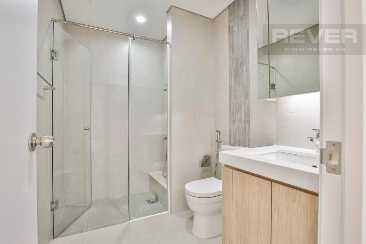 Toilet 1 Căn hộ Estella Heights 2 phòng ngủ tầng trung T1 hướng Đông Nam