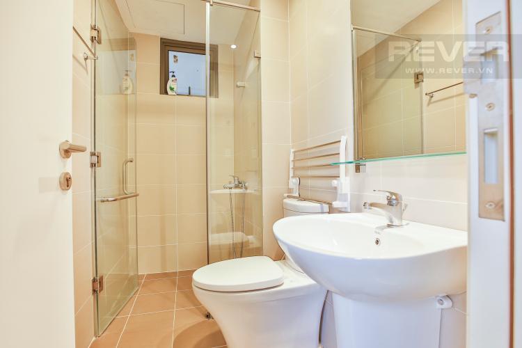 Toilet 1 Căn góc Masteri Thảo Điền 2 phòng ngủ tầng trung tòa T2