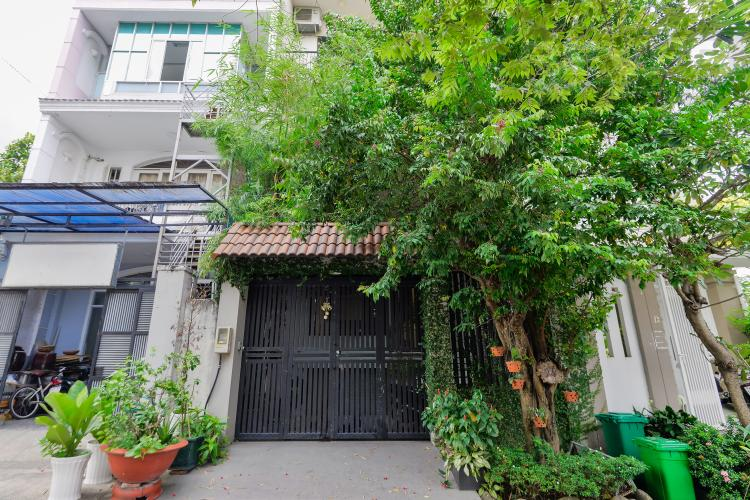 Cho thuê nhà phố 5 tầng, tọa lạc trên đường số 33, Phường Bình An, Quận 2