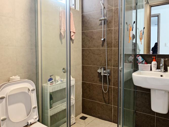 Toilet căn hộ LEXINGTON RESIDENCE Bán hoặc cho thuê căn hộ Lexington Residence 3PN, tầng cao, tháp LA, đầy đủ nội thất, view nội khu