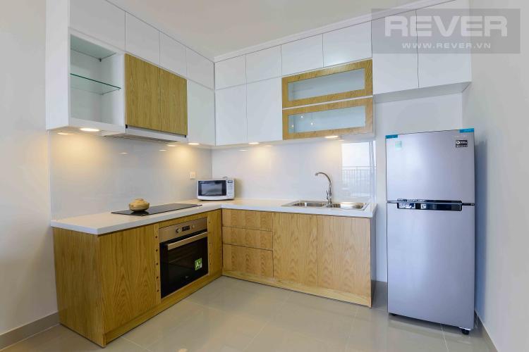 Bếp Cho thuê căn hộ The Sun Avenue 2 phòng ngủ, đầy đủ nội thất, view sông Sài Gòn