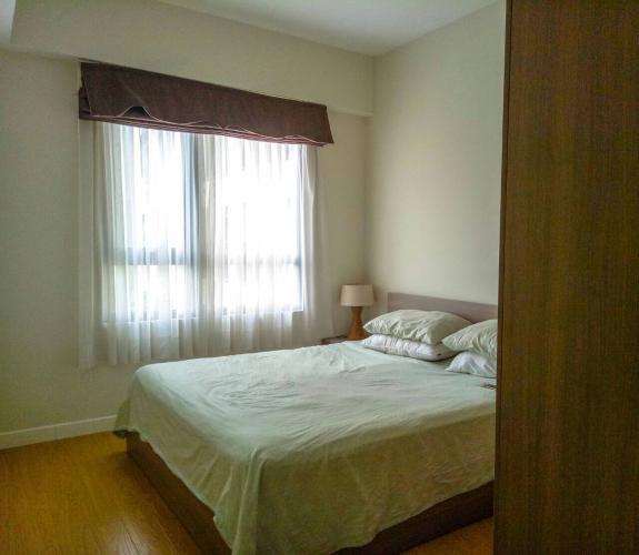 phòng ngủ căn hộ Masteri Thảo Điền Căn hộ Masteri Thảo Điền view sông, đầy đủ nội thất sang trọng.