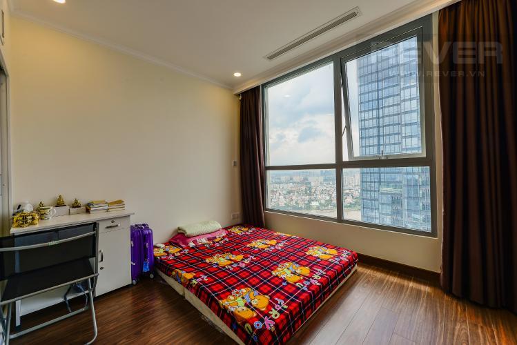 Phòng ngủ 4 Bán căn hộ Vinhomes Central Park tầng cao, 4PN, đầy đủ nội thất, view đẹp