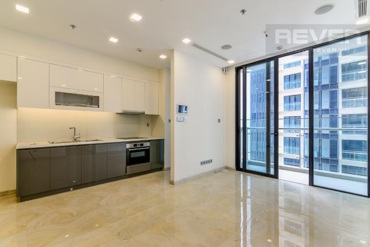 Phòng Khách Cho thuê căn hộ Vinhomes Golden River tầng cao, 2PN, view đẹp, đa tiện ích