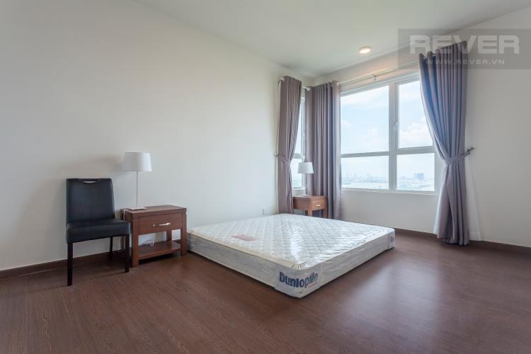 Phòng Ngủ 2 Căn hộ Vista Verde tầng cao, tháp Orchid, 3 phòng ngủ, view sông trực diện