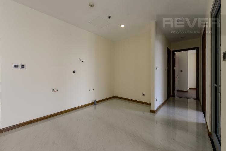 Phòng Bếp Căn hộ Vinhomes Central Park 2 phòng ngủ, tầng cao P7, chưa có nội thất