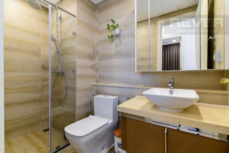Phòng Tắm 1 Cho thuê căn hộ Vinhomes Golden River 70m2 2PN 2WC, nội thất đầy đủ, view sông