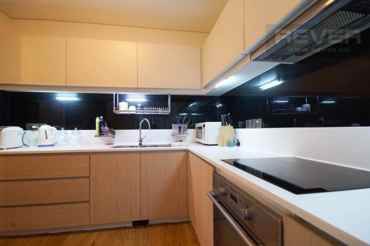 Bếp Cho thuê căn hộ The Estella Residence 3PN, tầng trung, diện tích 124m2, đầy đủ nội thất