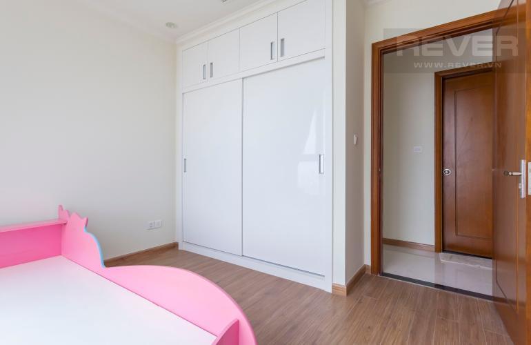Phòng ngủ 2 Căn hộ Vinhomes Central Park tầng cao hướng Tây tháp Central 3