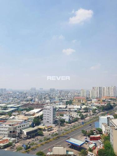 View căn hộ Moonlight Boulevard, Bình Tân Căn hộ Moonlight Boulevard hướng Đông Nam, view thành phố sầm uất.